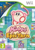 Kirby epic yarn portada eur
