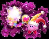 Kirby's Return to Dream Land - Rayo magico