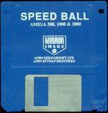 Speedball diskette Amiga Mirrorsoft
