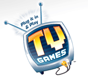 Plug It In & Play TV Games