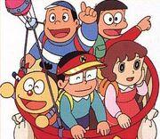 Kiteretsu personajes.jpg