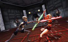 Star Wars The Clone Wars Lightsaber Duels