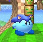 Super Smash Bros Brawl - Kirby Sonic