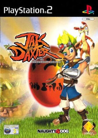 Archivo:Portada Jak and Daxter.jpg