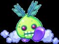 Kirby Mass Attack Arte - Gran Brotizombi