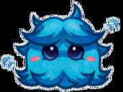 Kirby Mass Attack arte - Mossy