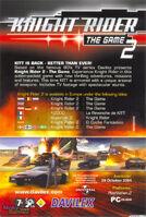 Knight Rider 2 - portada Hol 2