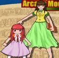 Tia & Megumi Mamodo Fury