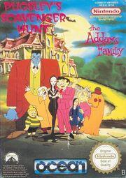 The Addams Family - Pugsley's Scavenger Hunt - Portada.jpg