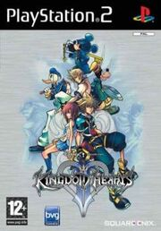 Kingdom Hearts II - Portada.jpg