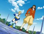 Keith & Berun anime