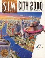 SimCity 2000 - portada Acorn EUR