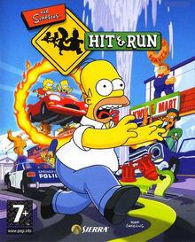 The Simpsons Hit Run