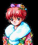 Shiori Fujisaki sprite 18