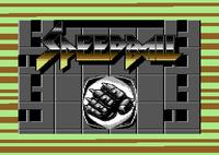 Speedball título C64