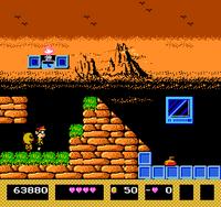 Kiteretsu Daihyakka NES captura 1.png