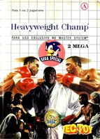 Heavyweight Champ -Portada SMS BRA