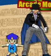 Kido & Dr. Riddles Mamodo Fury