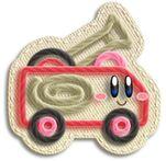 Kirby estambre bombero