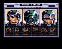 Speedball select Amiga