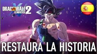 Dragon Ball Xenoverse 2 - PC PS4 XB1 - Restaura la Historia (Spanish)