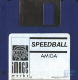 Speedball diskette Amiga Imageworks