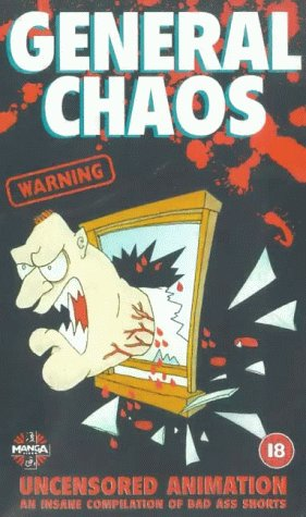 File:General chaos vhs cover.jpg