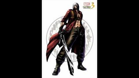 Marvel vs Capcom 3 - Theme of Dante