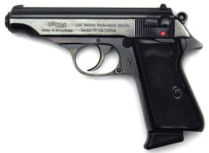1972 Walther PP
