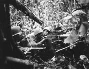 Marines Browning M1917 Cape Gloucester