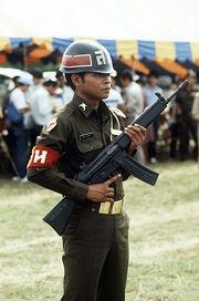 Thai Guard HK33