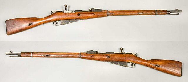 File:Mosin-Nagant M1891 Dragoon - Ryssland - AM.067668.jpg