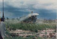 US-Army-APC-spraying-Agent-Orange-in-Vietnam