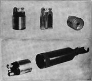 French VB rifle grenade