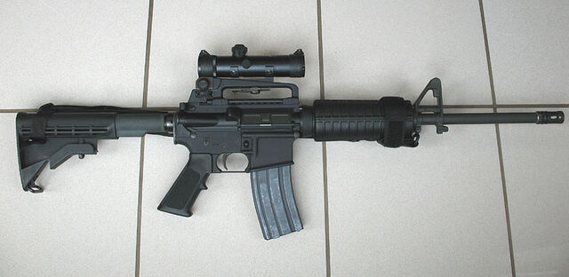 File:AR15 A3 Tactical Carbine pic1.jpg