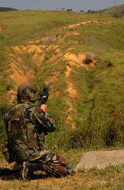 M203 Shooting