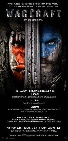 File:Warcraft movie trailer RSVP BlizzCon2015.jpg