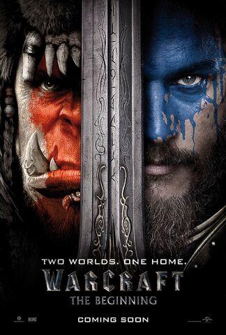 File:Warcraft The Beginning poster.jpg
