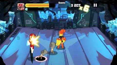 Combo Crew - Viewtiful Joe (iPad, iPhone, Android)