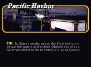 Pacific Harbor Cover