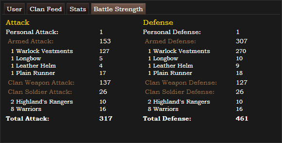 BattleStrength