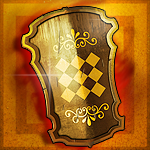 Gold Tower Shield