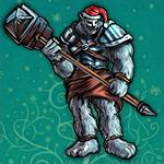 Abominable Warrior