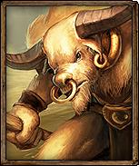Minotaur avatar