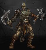 Berserker - Male