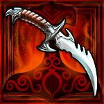 Elite Forsaken Dagger