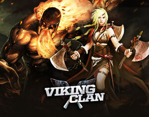 Viking Clan Spash