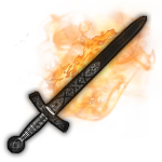 Surtr Fire Sword