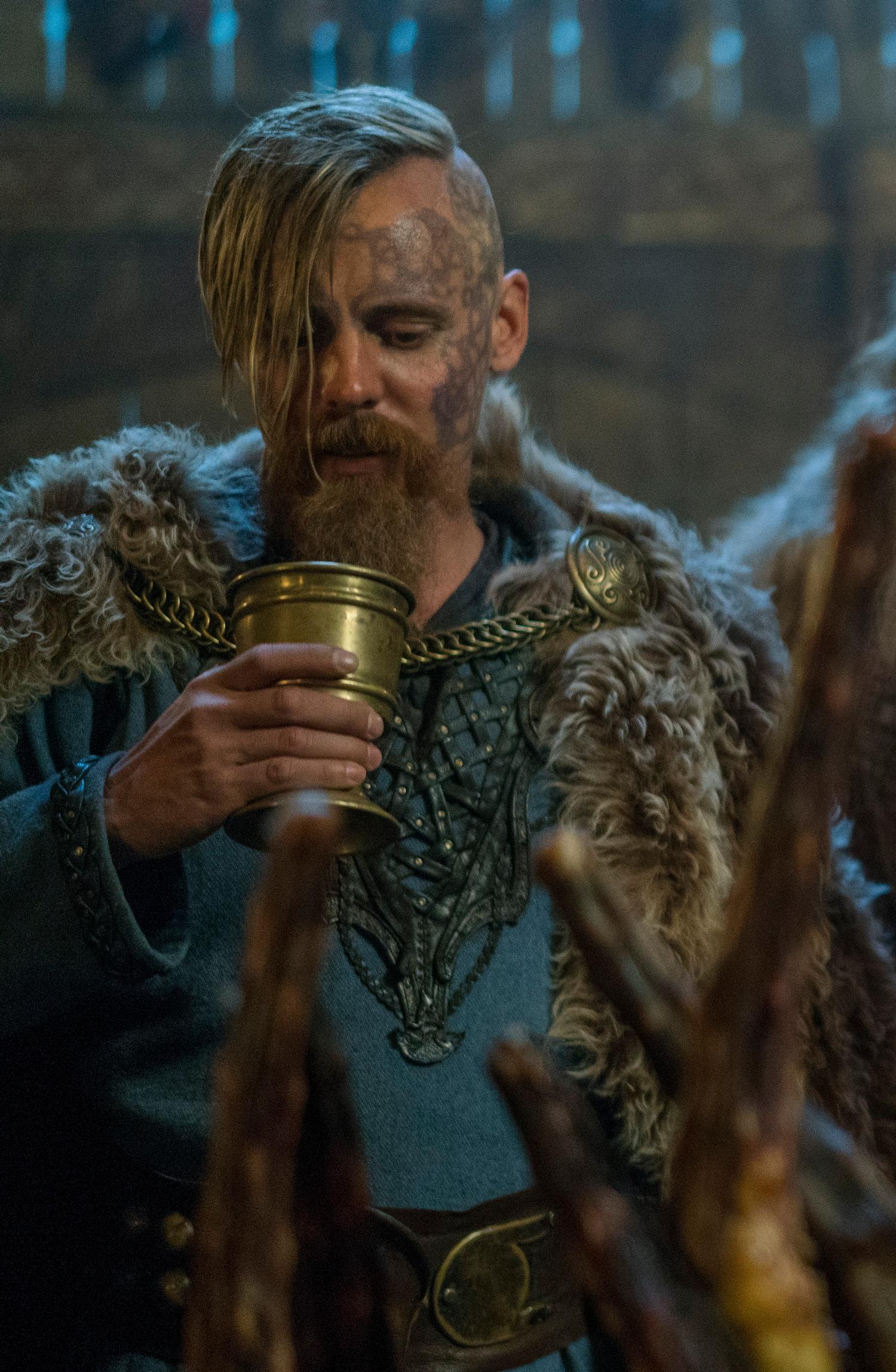 Vikings Halfdan