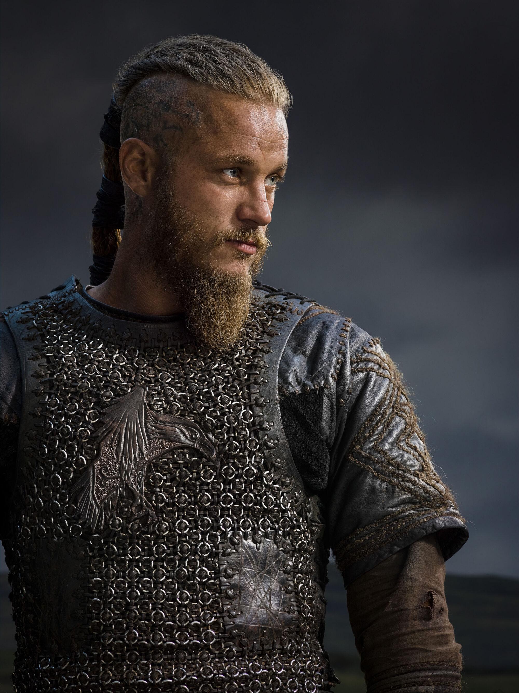 Schauspieler Ragnar Lothbrok